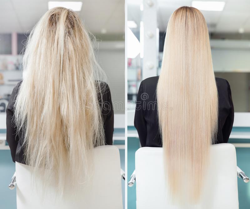 روش کراتینه مو