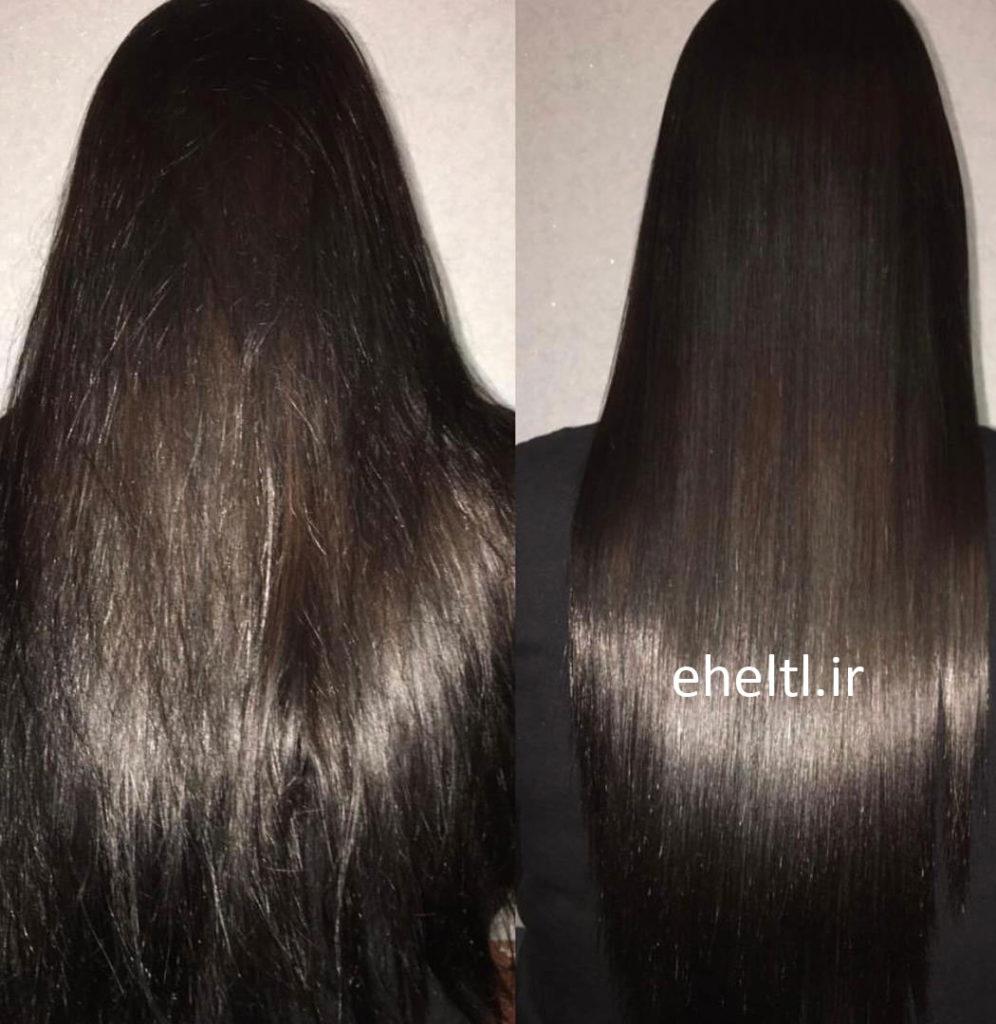 حکم کراتینه مو ، آموزش کراتینه مو حرفه ای