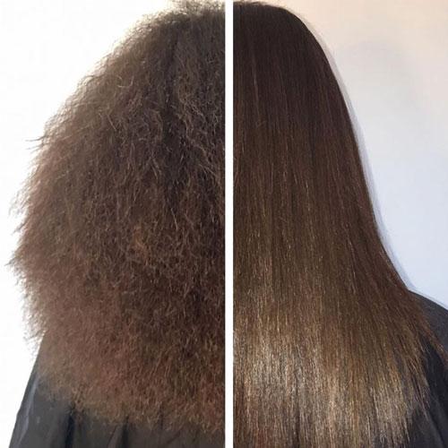 صافی موی ژاپنی ، آرایشگاه صافی مو ، مرکز صافی مو