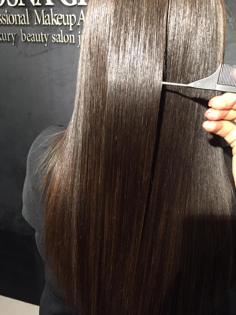 آرایشگاه تخصصی کراتینه مو
