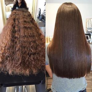 رنگ کردن موی کراتینه ، مرکز کراتینه مو