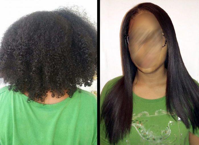 چگونه موهای فر را در خانه کراتینه کنم؟