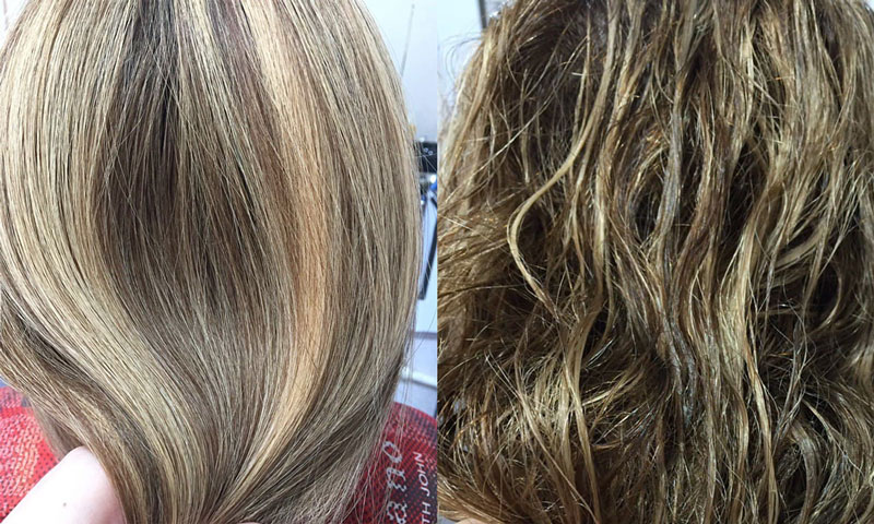بوتاکس مو ، صاف کردن مو ، ترمیم مو ، احیا مو ، هزینه بوتاکس مو ، آرایشگاه بوتاکس مو