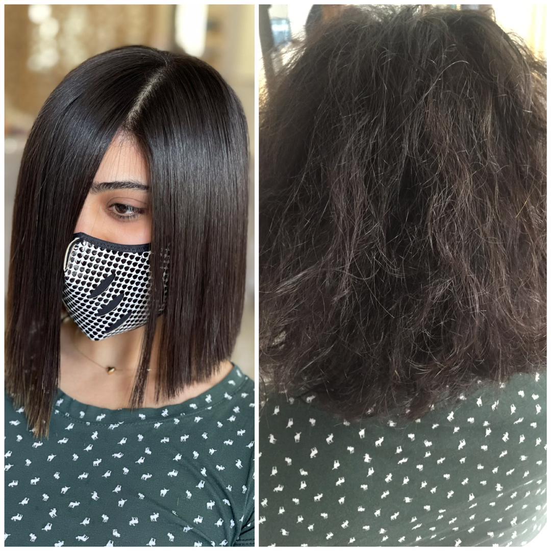 آرایشگاه خوب برای رنگ مو در جنوب تهران